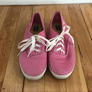 ⭐️ Keds Pink Shoes Size 7.5